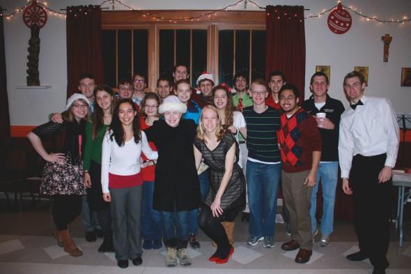 Newman Christmas 01